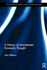 A History of Australasian Economic Thought (Routledge History of Economic Thought)