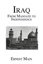 Iraq from Manadate Independence