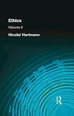 Ethics : Volume II af Nicolai Hartmann