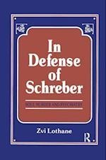 In Defense of Schreber