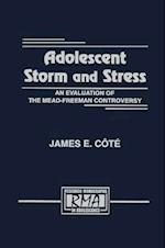 Adolescent Storm and Stress (Research Monographs in Adolescence Series)