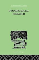 Dynamic Social Research