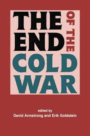 Bog, paperback The End of the Cold War af David Armstrong