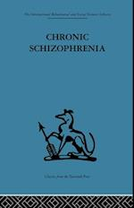 Chronic Schizophrenia af John L. Cameron