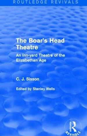The Boar's Head Theatre