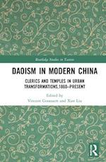 Daoism in Modern China (ROUTLEDGE STUDIES IN TAOISM)