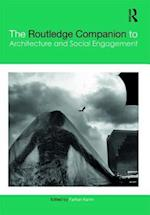 The Routledge Companion to Architecture and Social Enagagement