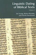 Linguistic Dating of Biblical Texts (BibleWorld, nr. 2)