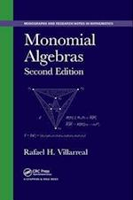 Monomial Algebras, Second Edition (Chapman HallCRC Monographs and Research Notes in Mathematics)