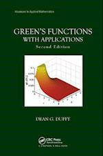 Green's Functions with Applications (Advances in Applied Mathematics)