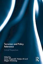Terrorism and Policy Relevance