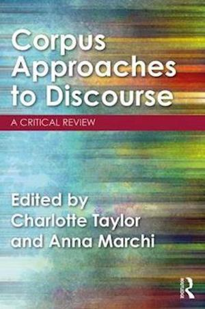 Corpus Approaches to Discourse
