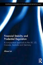 Financial Stability and Prudential Regulation af Alison Lui