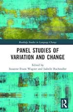 Panel Studies of Variation and Change (Routledge Studies in Language Change)