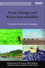Food, Energy and Water Sustainability (Earthscan Studies in Natural Resource Management)