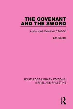Bog, paperback The Covenant and the Sword af Earl Berger