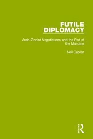 Futile Diplomacy, Volume 2