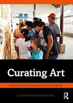 Curating Art (Leicester Readers in Museum Studies)