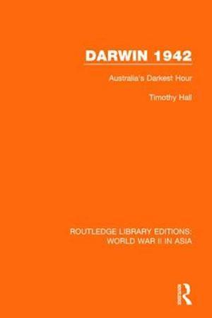 Bog, paperback Darwin 1942 af Timothy Hall