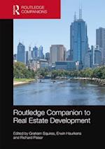 Routledge Companion to Real Estate Development