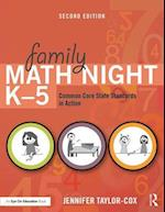 Family Math Night K-5