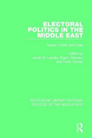Bog, paperback Electoral Politics in the Middle East af Jacob M. Landau
