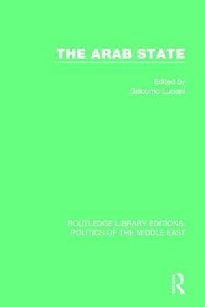 Bog, paperback The Arab State af Giacomo Luciani