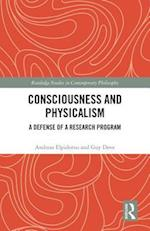 Consciousness and Physicalism (Routledge Studies in Contemporary Philosophy)