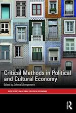 Critical Methods in Political and Cultural Economy (Ripe Series in Global Political Economy)