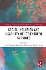 Innovative ICT-enabled Services and Social Inclusion (Routledge Studies in Technology, Work and Organizations )