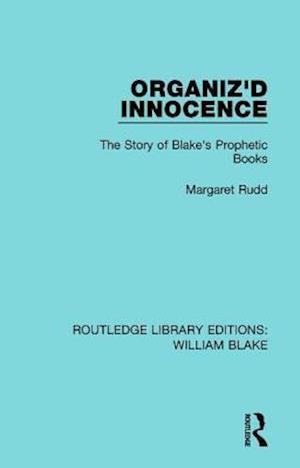 Bog, paperback Organiz'd Innocence af Rudd E. Margaret