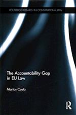 The Accountability Gap in EU Law af Marios Costa