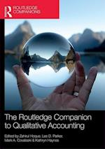 The Routledge Companion to Qualitative Accounting Research Methods (Routledge Companions in Business, Management and Accounting)