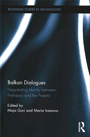 Bog, hardback Balkan Dialogues af Maja Gori