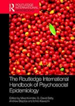 The Routledge International Handbook of Psychosocial Epidemiology (Routledge International Handbooks)