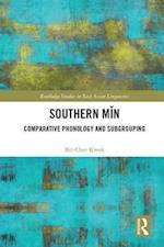 Southern Min (Routledge Studies in East Asian Linguistics)