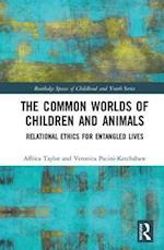 Children and Animals (Routledge Spaces of Childhood and Youth Series)