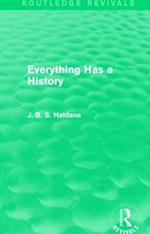 Everything Has a History