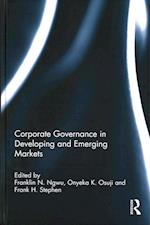 Corporate Governance in Developing and Emerging Markets
