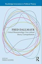 Fred Dallmayr (Routledge Innovators in Political Theory)