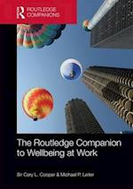The Routledge Companion to Wellbeing at Work (Routledge Companions in Business, Management and Accounting)