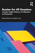 Russian-English Thematic Dictionary of Phrases and Collocations.