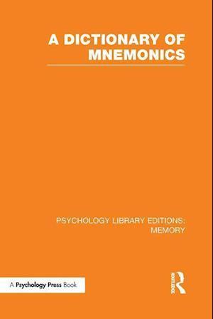 A Dictionary of Mnemonics (PLE: Memory)