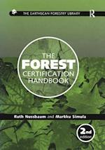 The Forest Certification Handbook (Earthscan Forest Library)