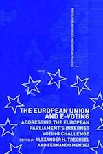 The European Union and E-Voting (Electronic Voting) (Routledge Advances in European Politics)
