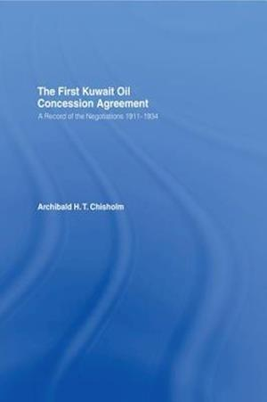 The First Kuwait Oil Agreement