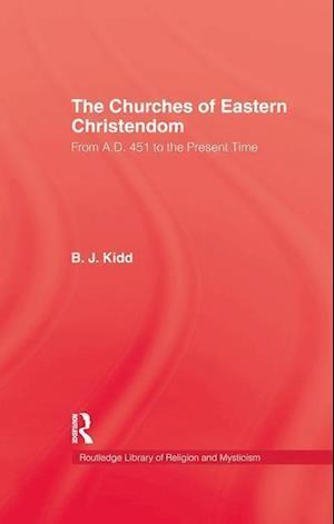 Churches Of Eastern Christendom