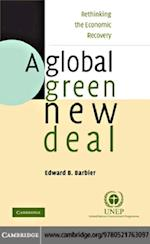 Global Green New Deal af Barbier