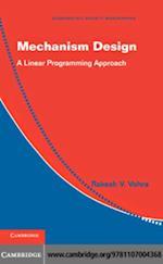 Mechanism Design (Econometric Society Monographs)