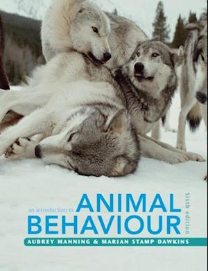 Introduction to Animal Behaviour af Manning Dawkins
